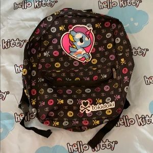 Tikidoki backpack. Not used, no tags